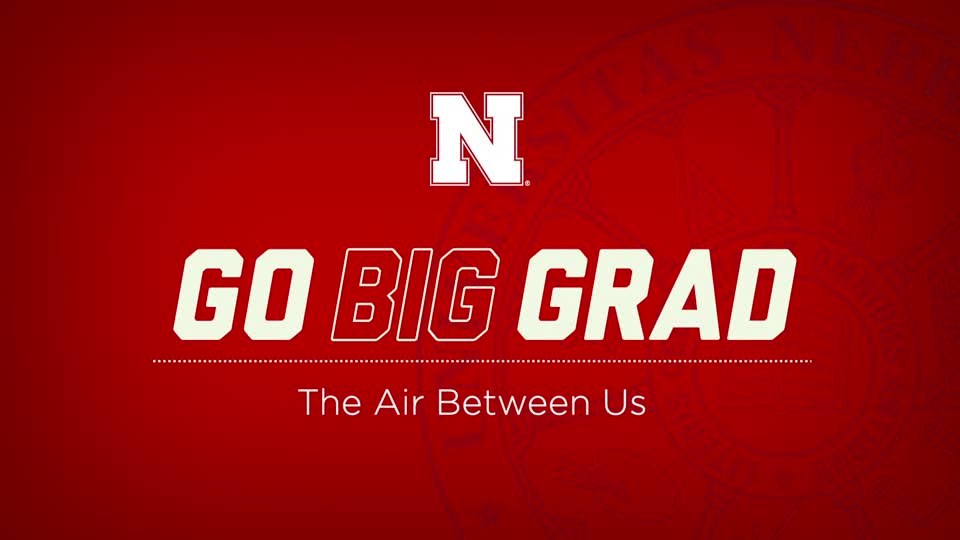 Go Big Grad | Marilyn Moore | The Air Between Us