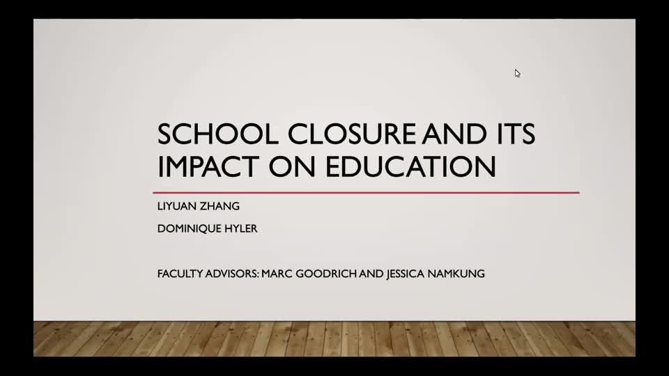 School Closure and its Impact on Education