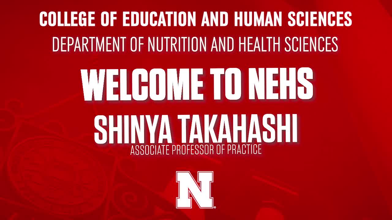 College of Education & Human Sciences 2020 NSE Welcome - Nutrition, Exercise, and Health Sciences