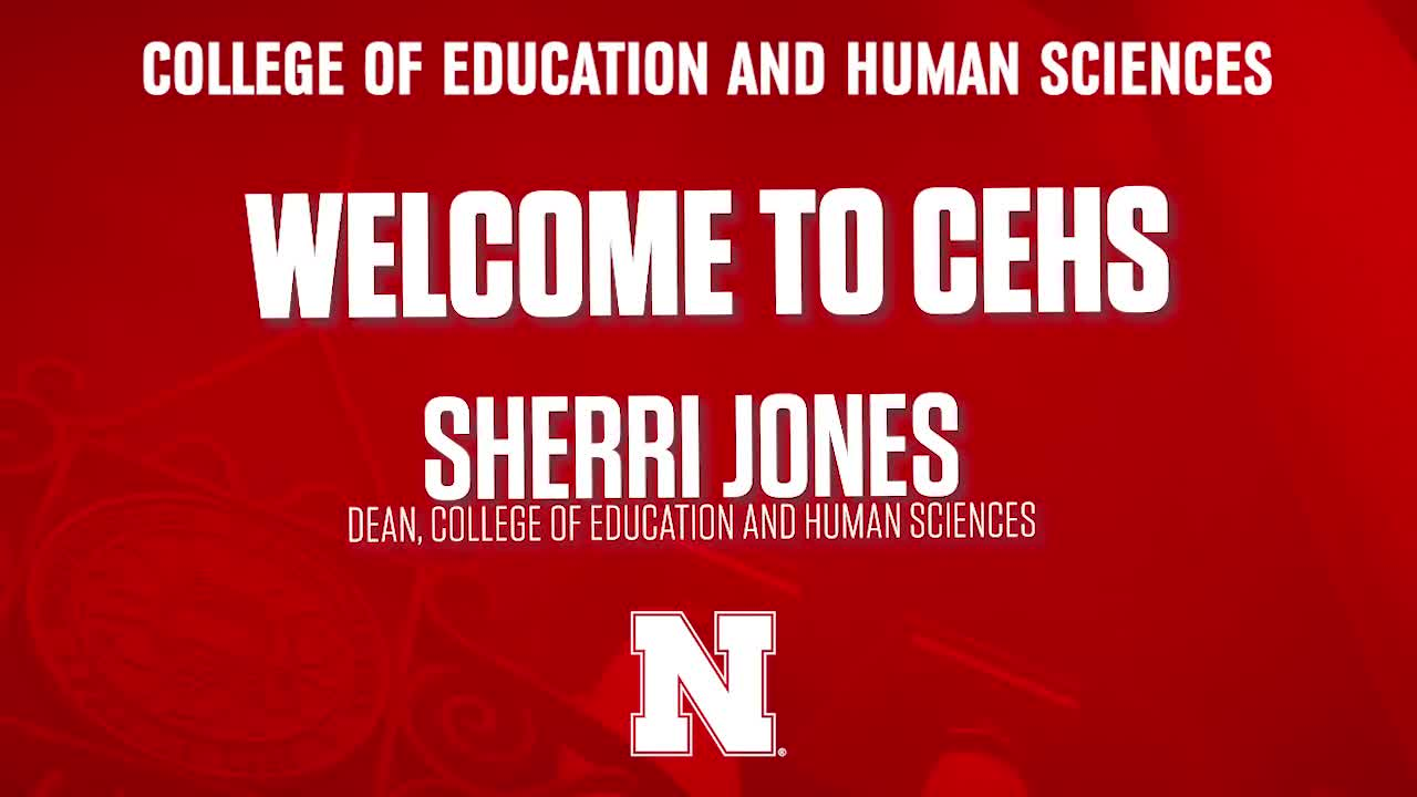 College of Education & Human Sciences 2020 NSE Welcome - Welcome to CEHS