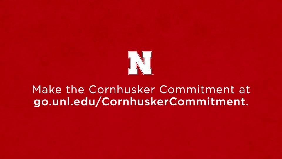 The Cornhusker Commitment