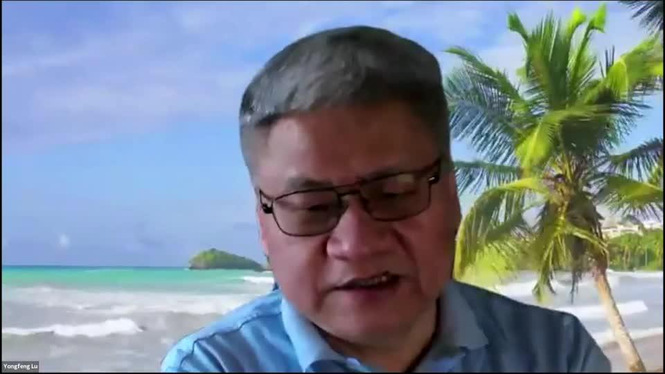 Yongfeng Lu Presentation