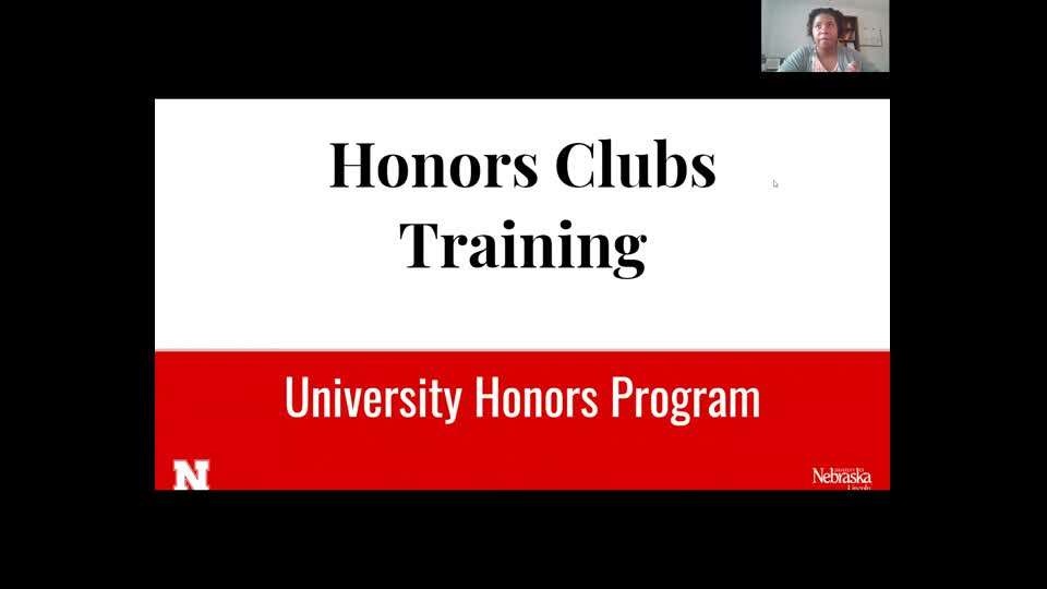 Honors Afterschool Club Training