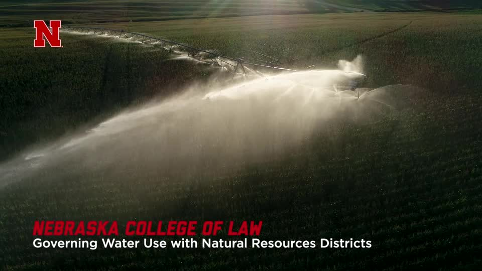 Nebraska Law | Governing Water Use with Natural Resources Districts