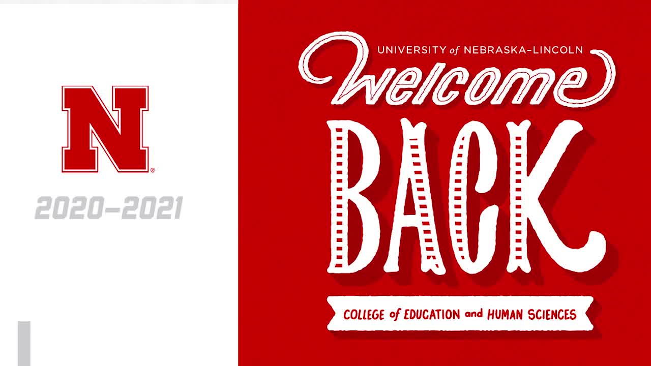 2020-2021 Welcome Back College of Education and Human Sciences