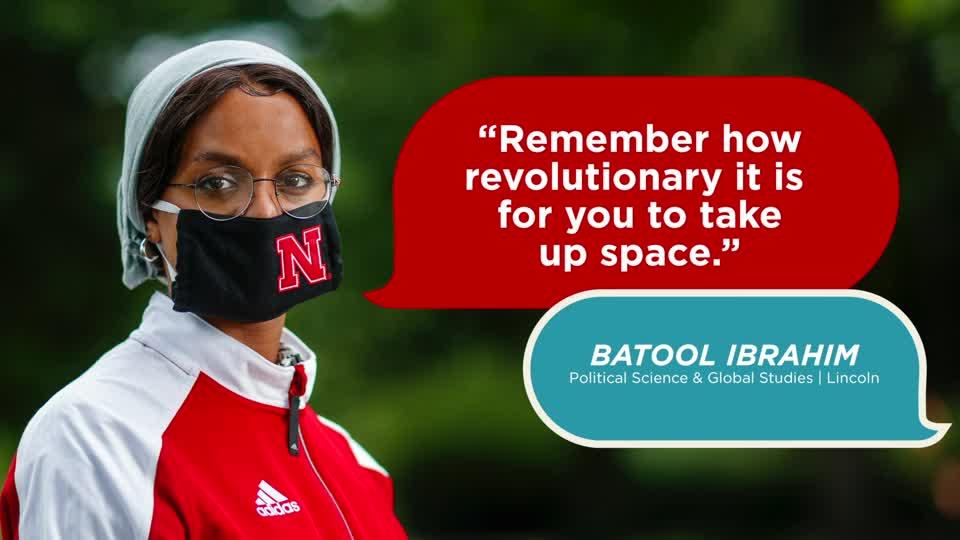 Husker Dialogues 2020: Batool Ibrahim