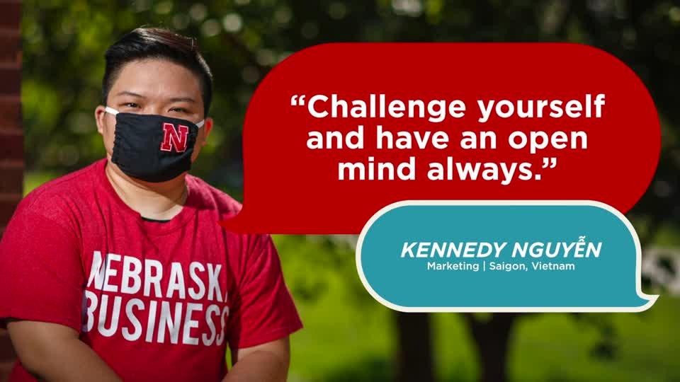 Husker Dialogues 2020: Kennedy Nguyen
