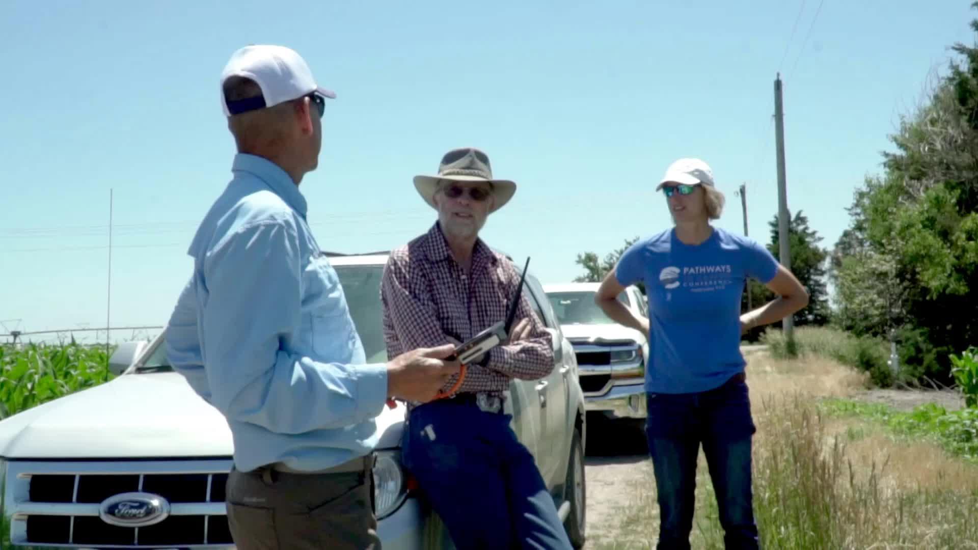 Nebraska On Farm Research – Ag Leader Down Pressure Studies in Corn