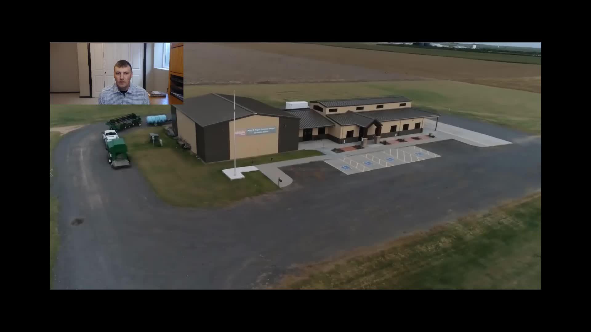 Stumpf Farm – Irrigation x Hybrid x Population Study