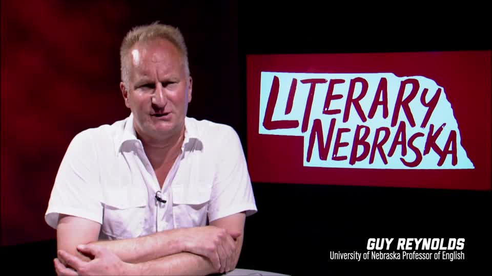 Introduction to Literary Nebraska | Guy Reynolds
