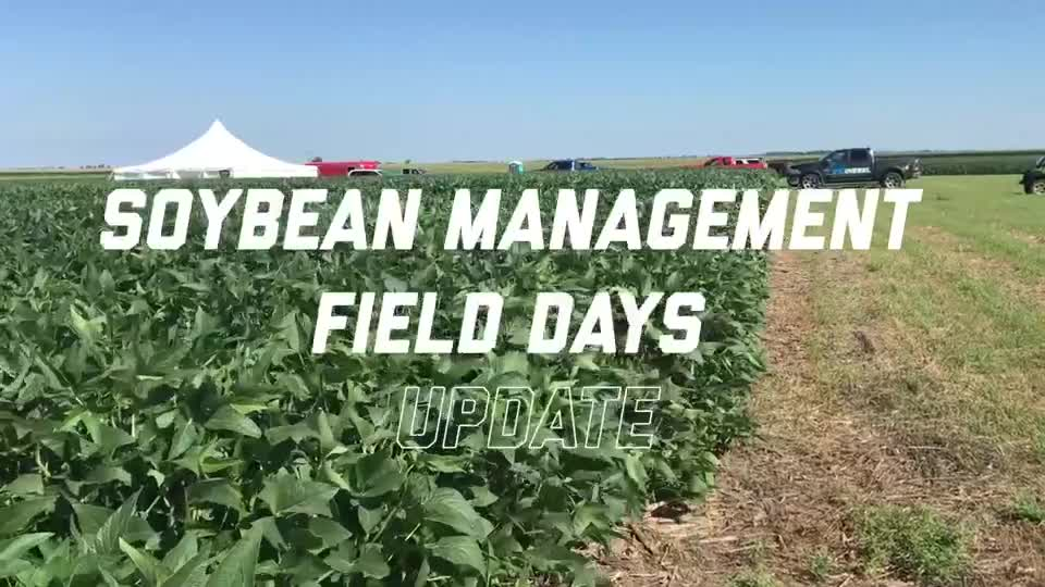 Learn about 2020 Soybean Management Field Days