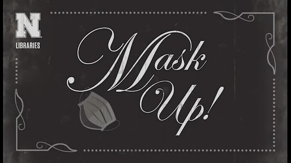 Mask up!