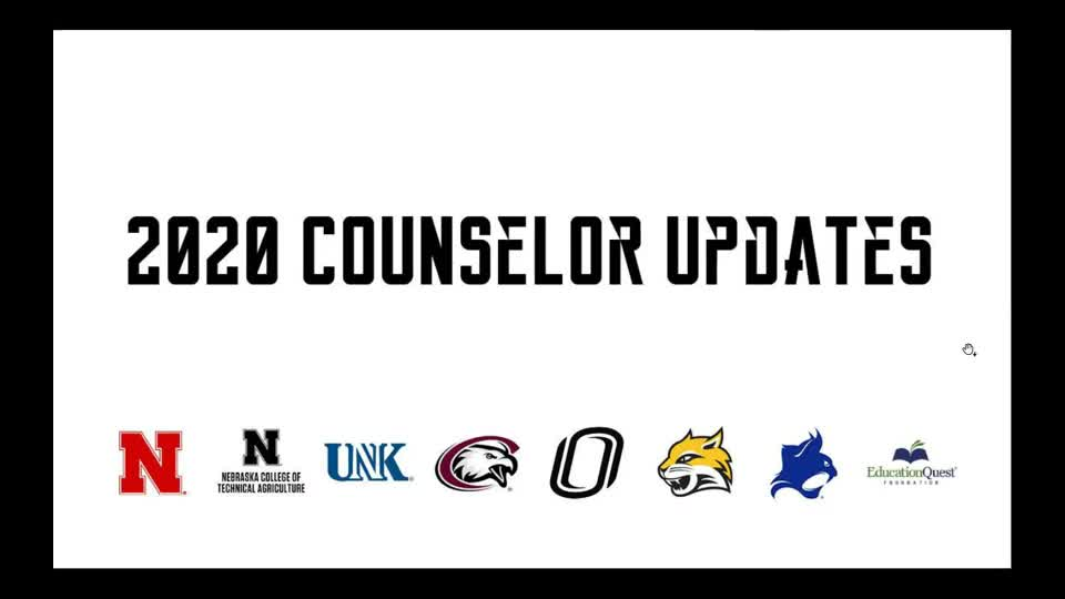 Counselor Update - September 17
