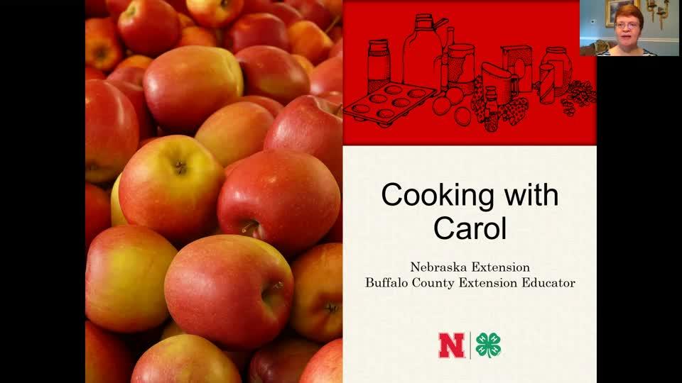 Cooking with Carol - Cinnamon Skillet Apples