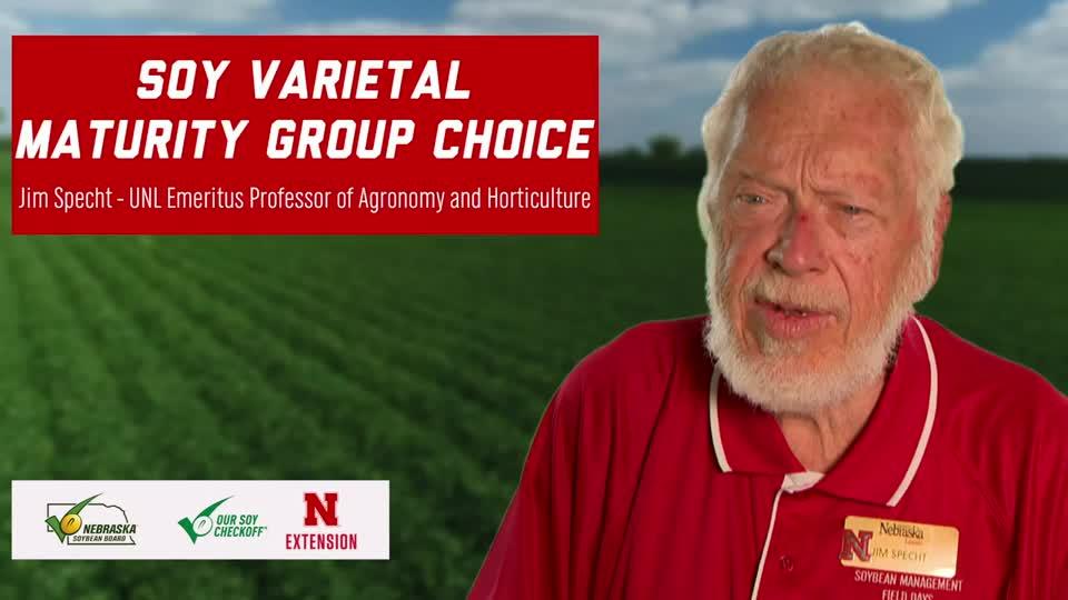 21 - 2020 Soybean Management Field Days - Varietal Maturity Group Choice