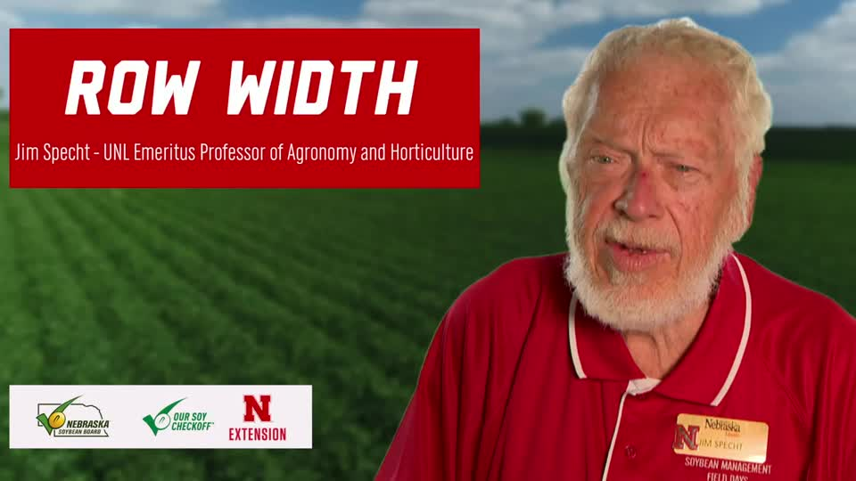 13 - 2020 Soybean Management Field Days - Row Width