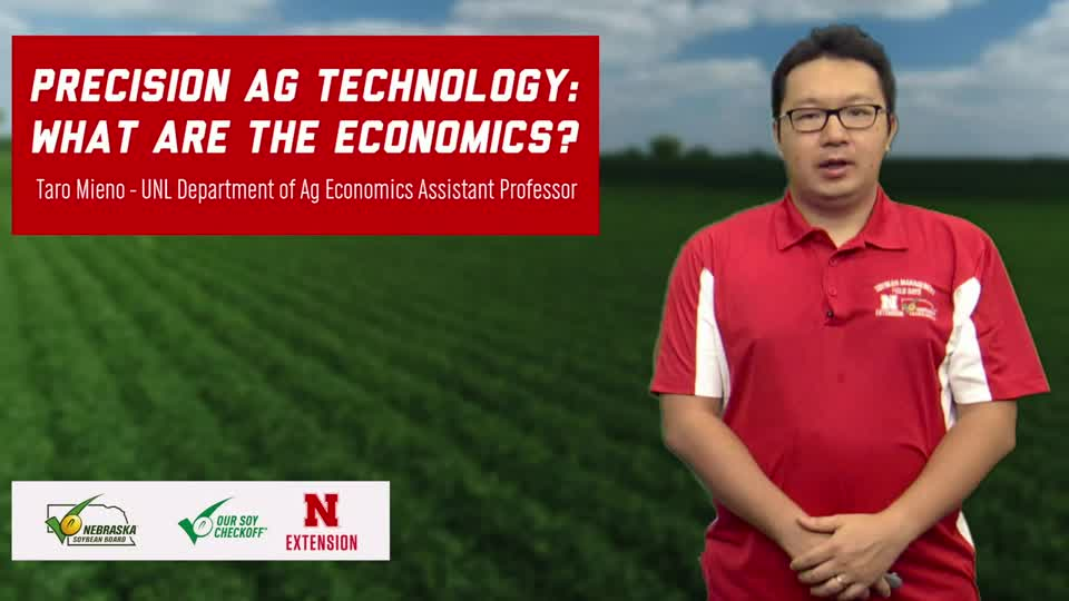 7 - 2020 Soybean Management Field Days - Precision Ag Technology: What are the Economics?