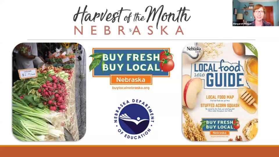 Nebraska Harvest of the Month - For Farmers!