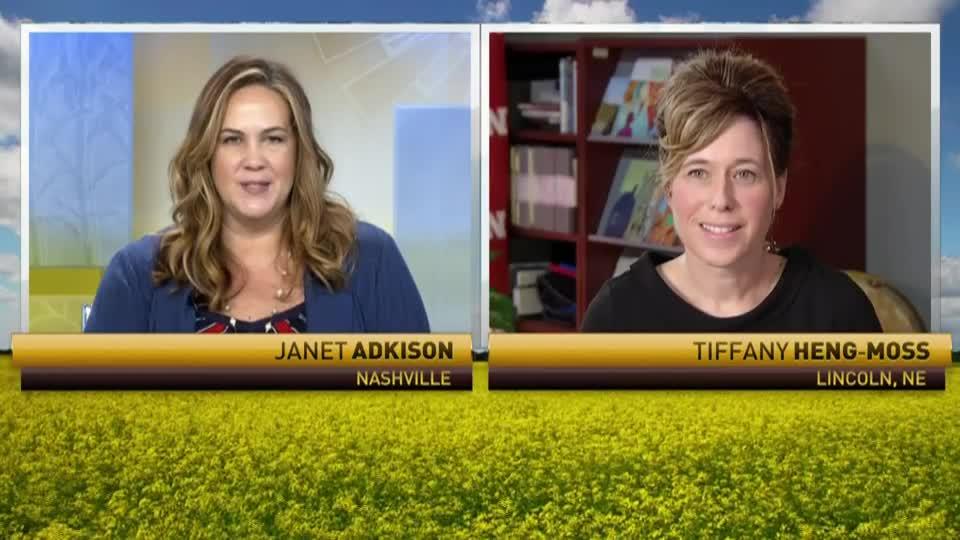 On RFD-TV: Tiffany Heng-Moss on STEM