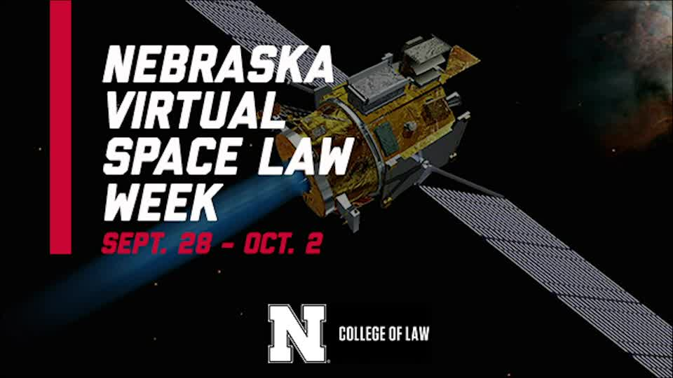 NE Space Law Week - Counterspace Threats Today and Tomorrow