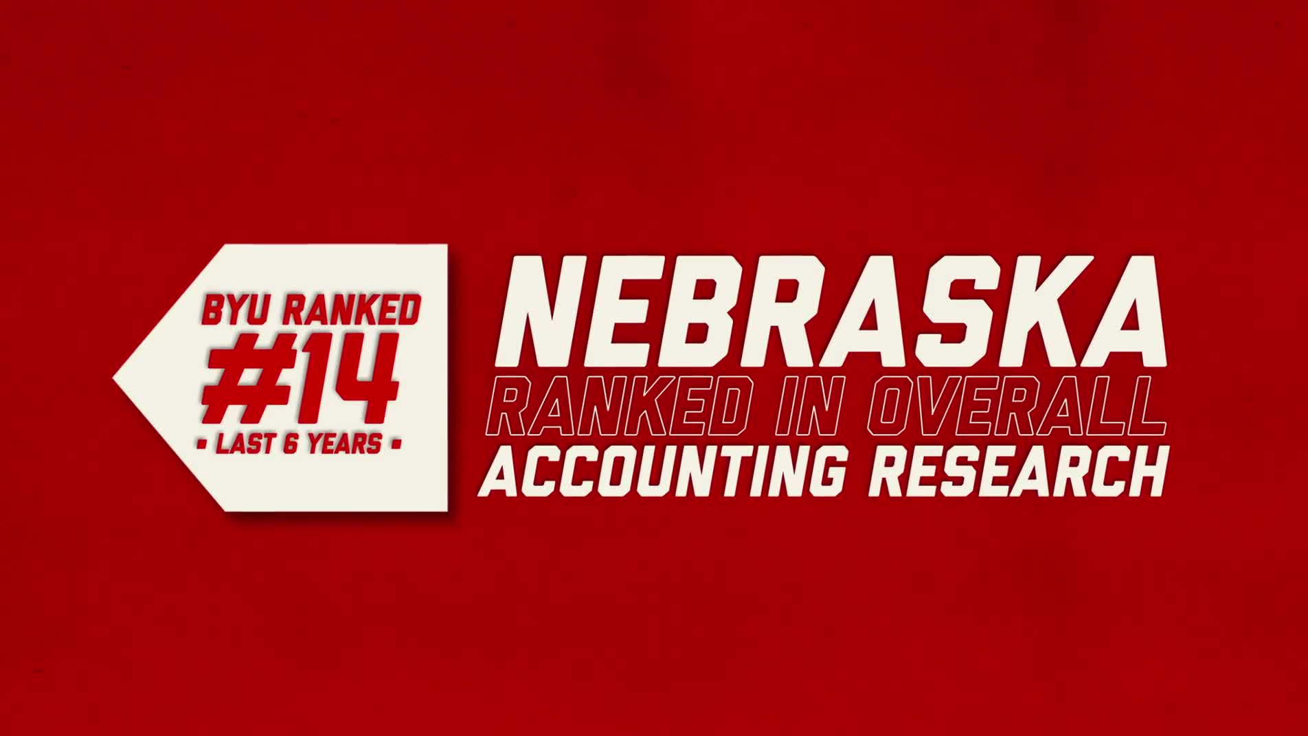 Nebraska Accounting Ph.D. Program