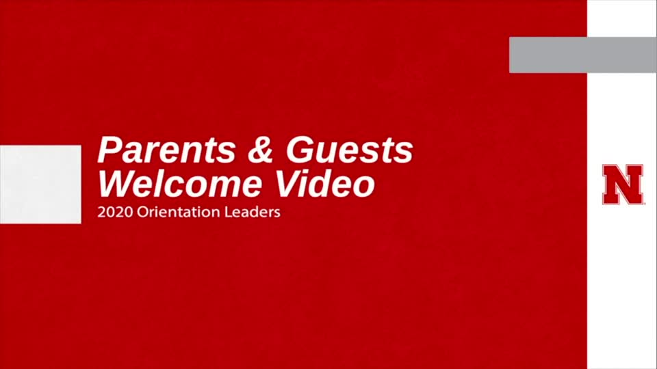 Sp21 Parent Welcome