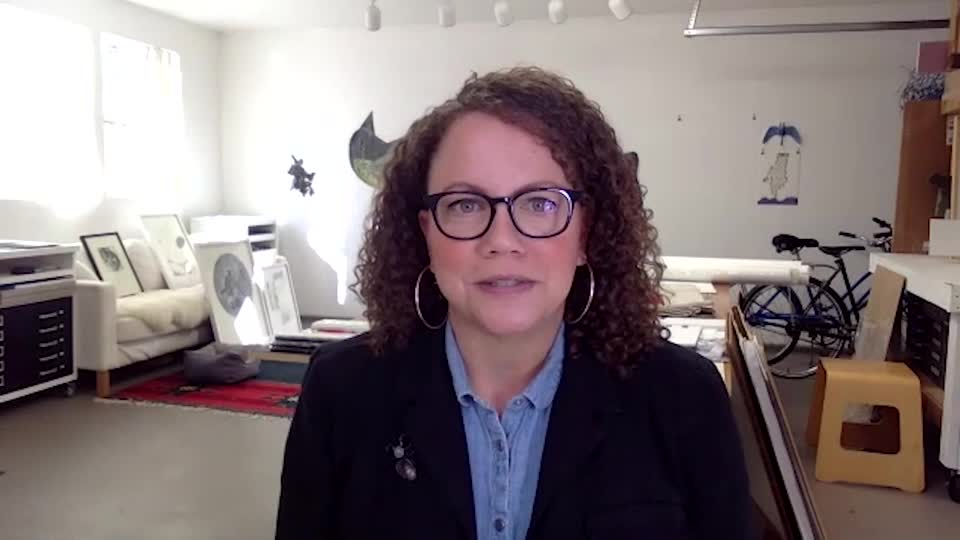 Kirsten Furlong: 2020 Artist in Residence