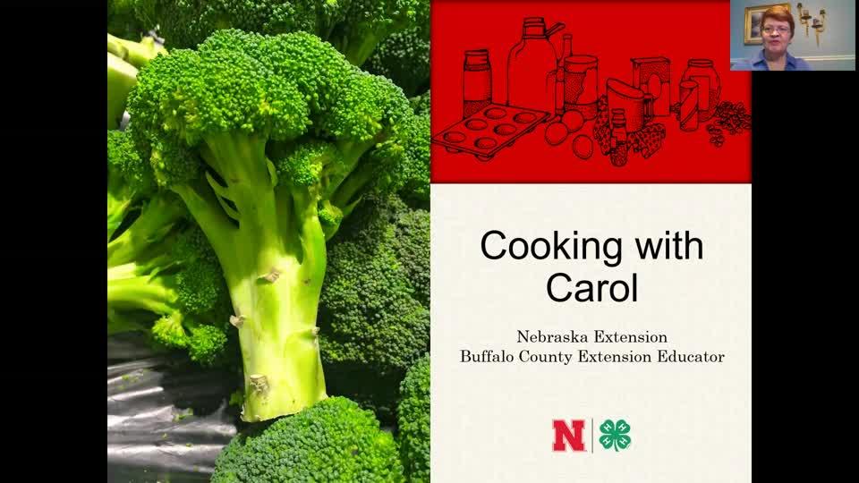 Cooking with Carol - Cheesy Chicken Broccoli Rice Casserole