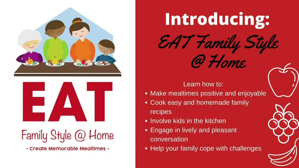 EAT Family Style @ Home