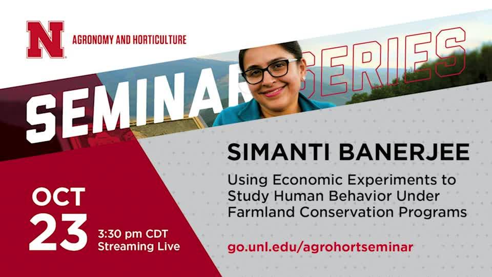 Using Economic Experiments to Study Human Behavior under Farmland Conservation Programs