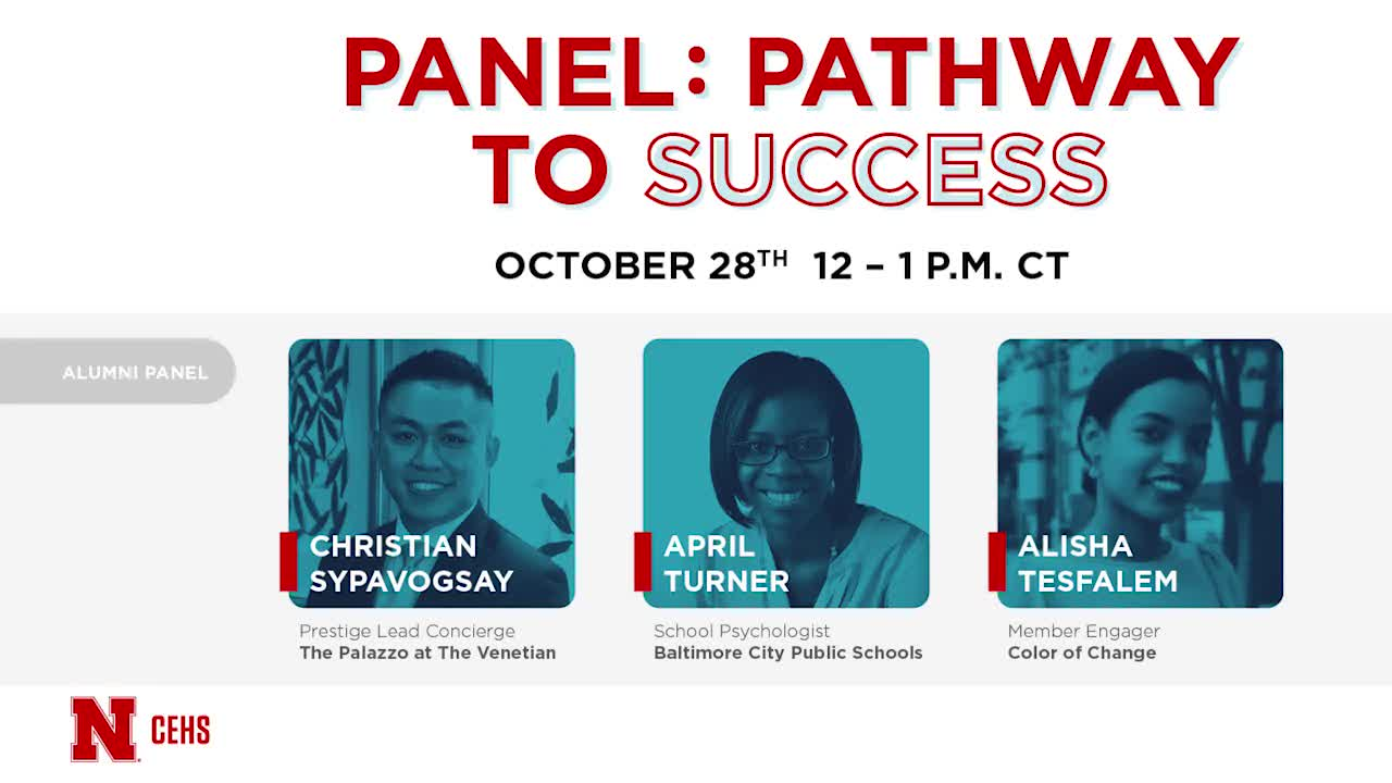 Multicultural Homecoming Virtual Event - Pathway to Success