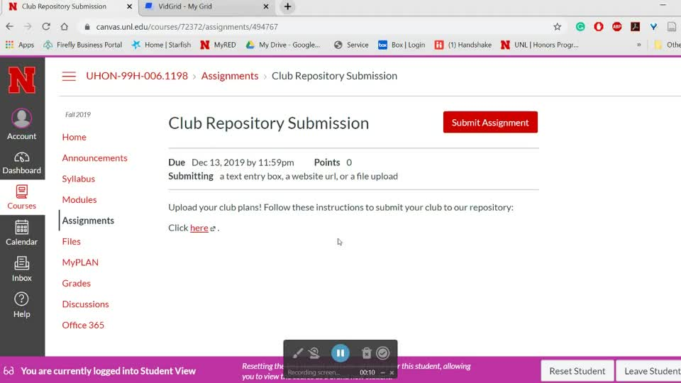 Repository Upload Instructions