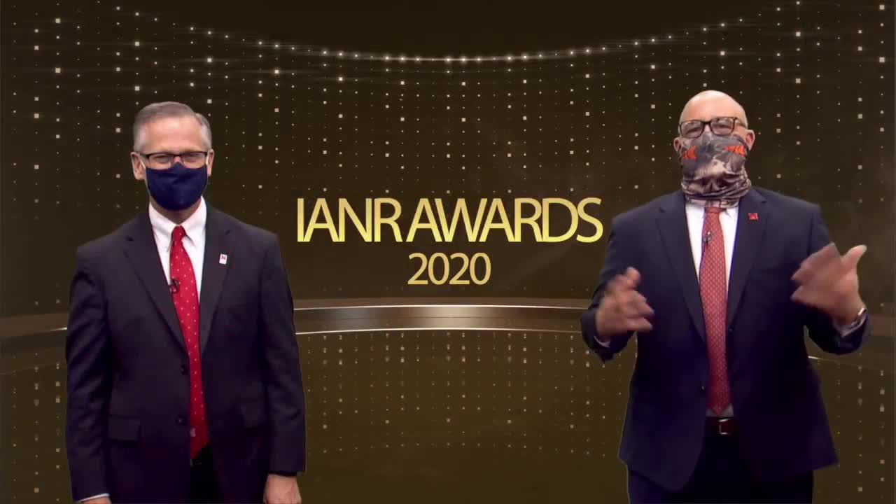 2020 IANR Awards and Recognition