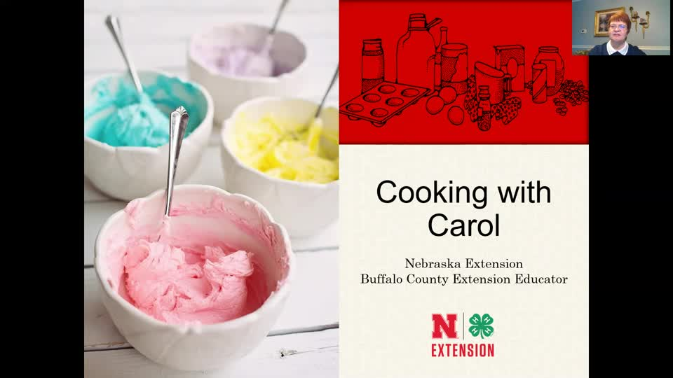 Cooking with Carol - Melt In Your Mouth Cookies