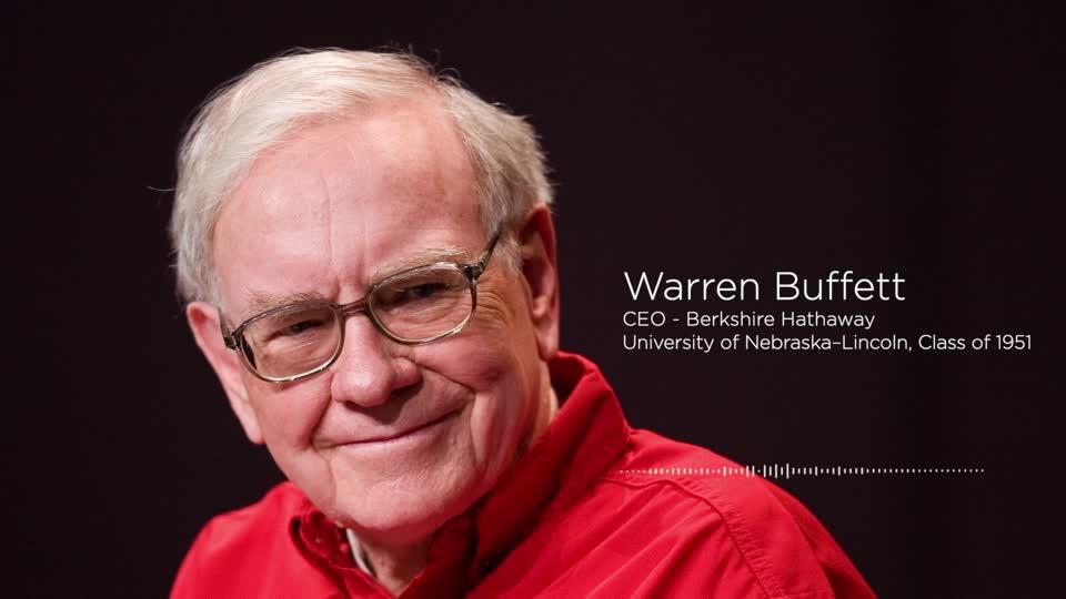 A Conversation with Warren Buffett | Abbreviated