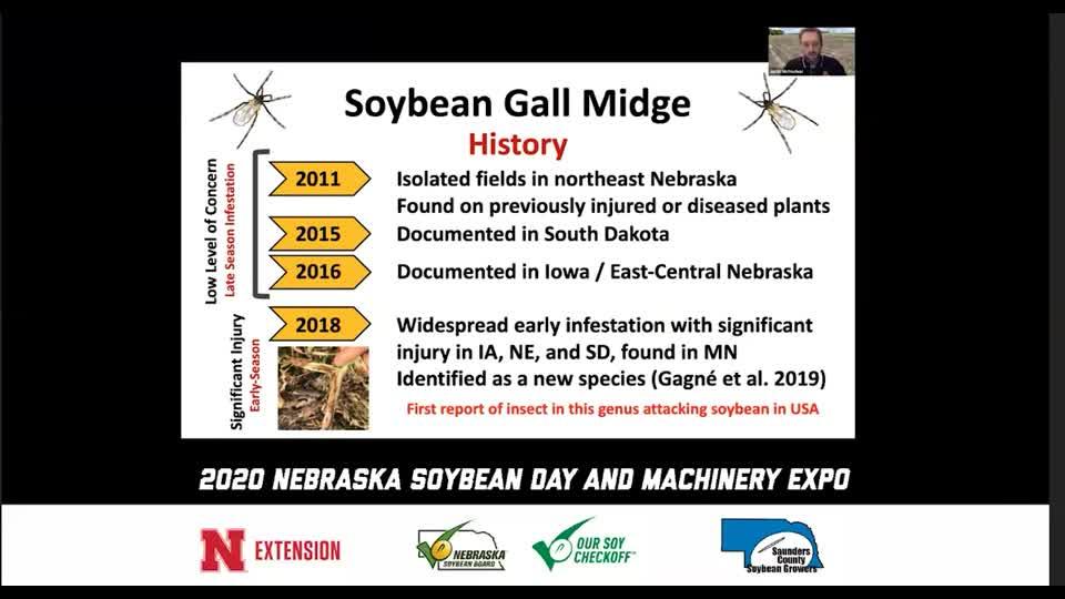 Video 4 - 2020 Virtual Nebraska Soybean Day and Machinery Expo
