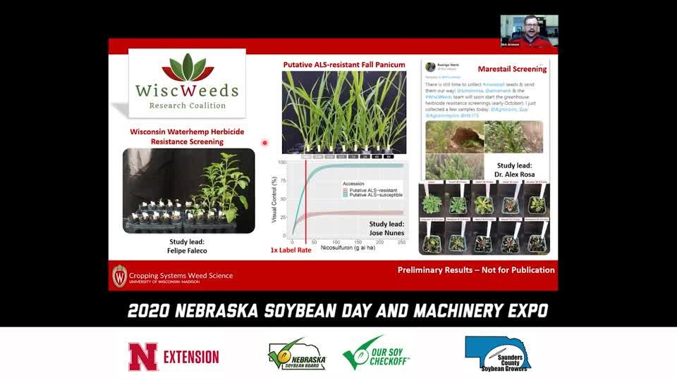 Video 6 - 2020 Virtual Nebraska Soybean Day and Machinery Expo