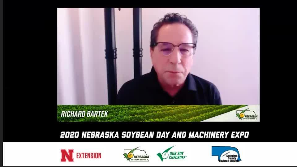 Video 8 - 2020 Virtual Nebraska Soybean Day and Machinery Expo