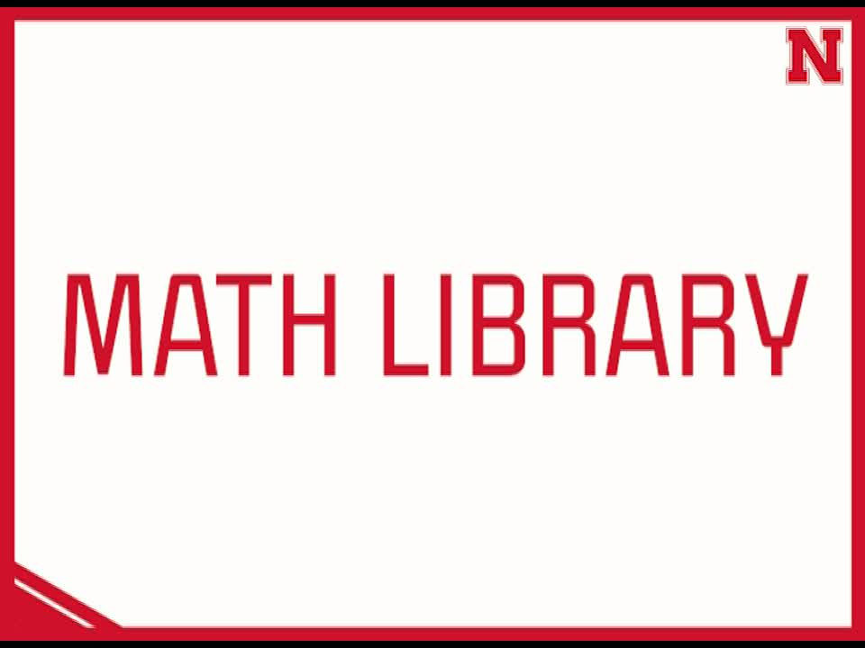 Math Library