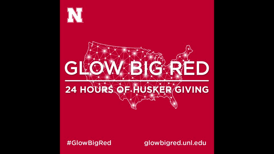 Glow Big Red: Center for Great Plains Studies