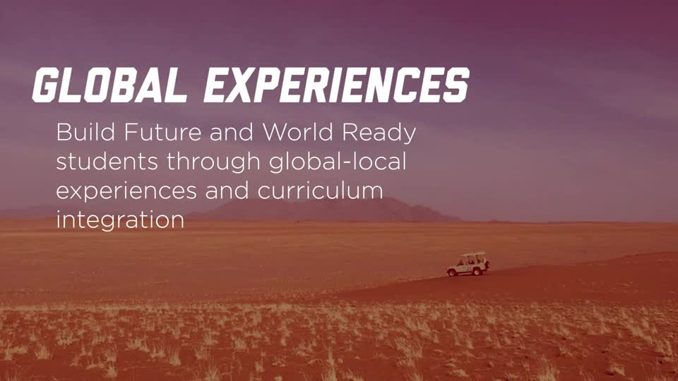 "Nebraska Launches New ""Global Experiences"" Programs"