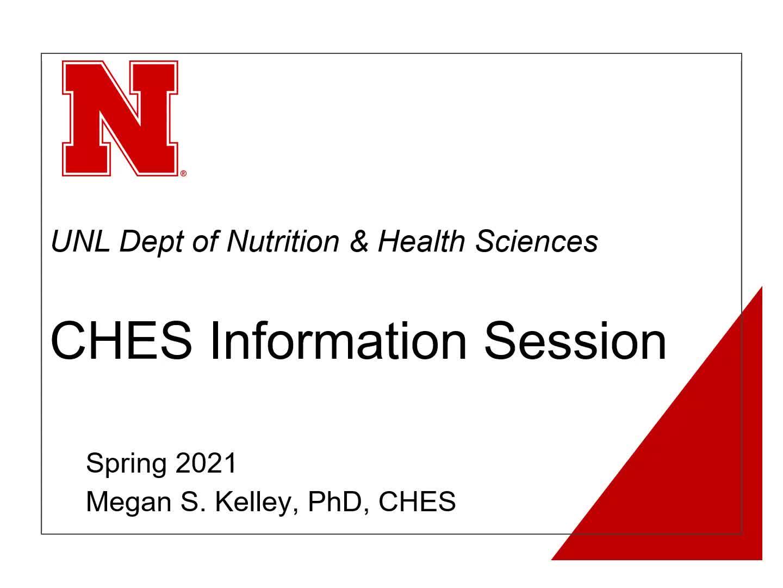 NCHEC Presentation 2021