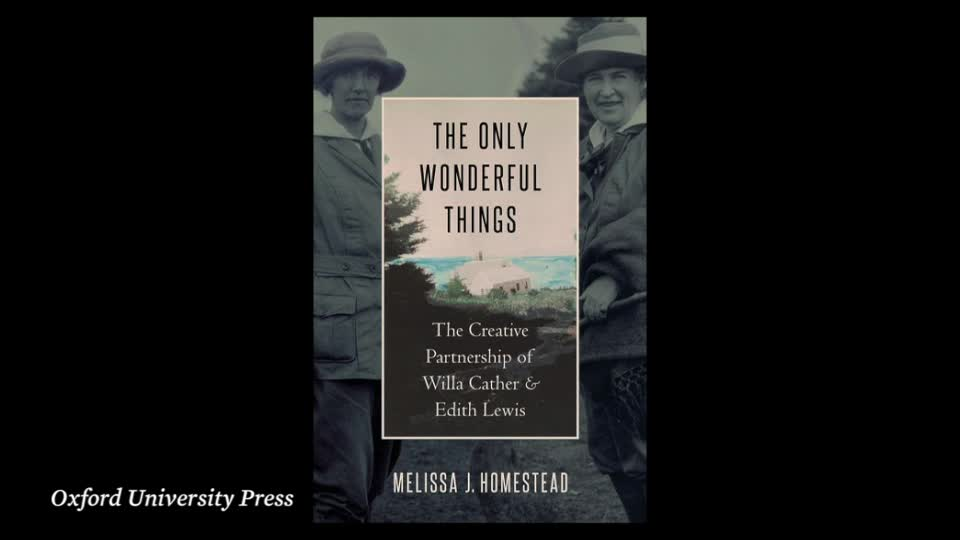 The Only Wonderful Things: Melissa Homestead