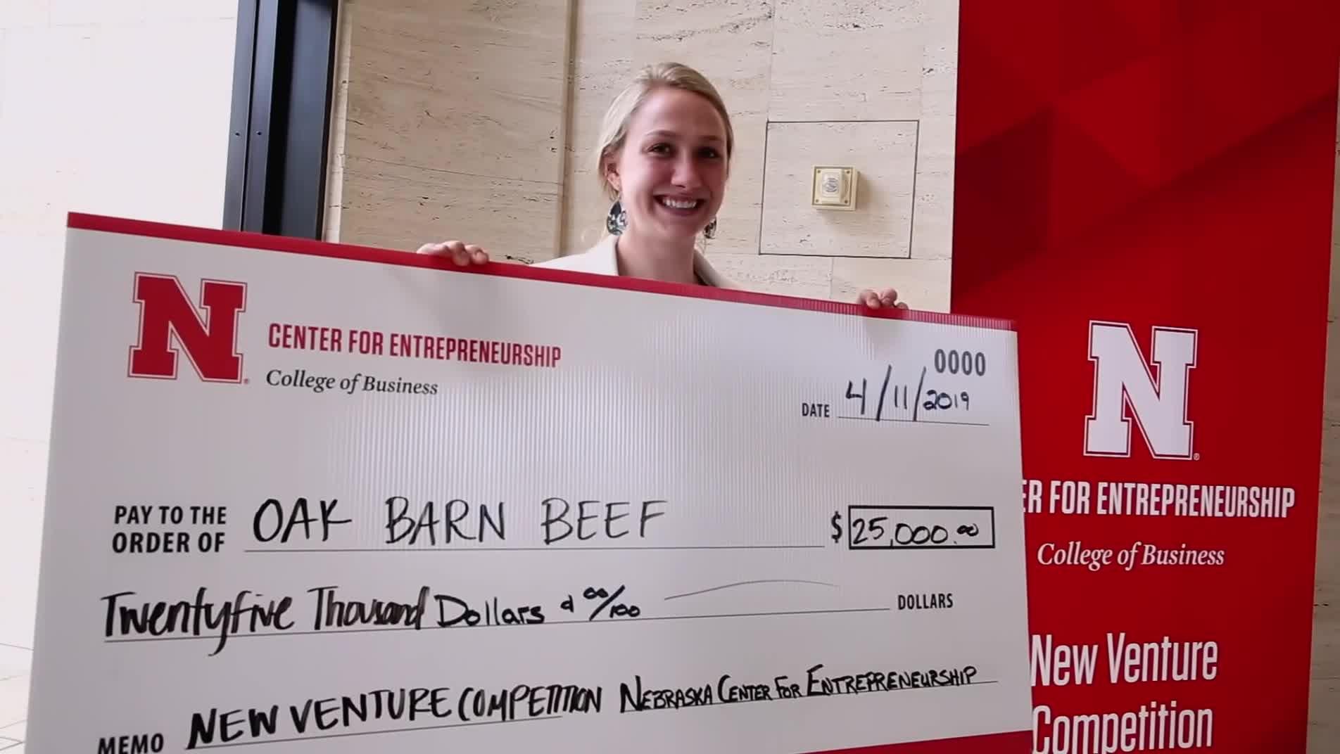 New Venture Competition: Hannah Esch