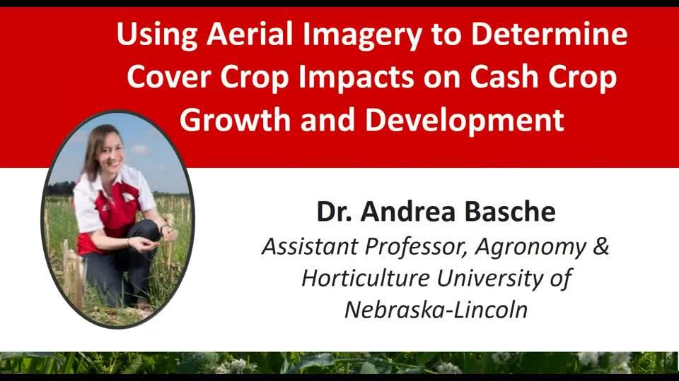 2021 Nebraska Cover Crop and Soil Health Conference - Andrea Basche