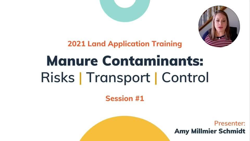 Manure Contaminants