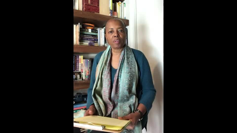 E.N. Thompson Ann Bancroft pre-talk video
