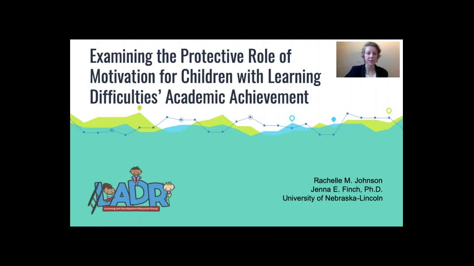 Examining the Protective Role of Motivation for Children with Learning Difficulties' Academic Achievement