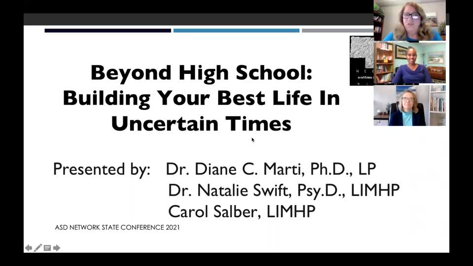Beyond High School: Building Your Best Life in Uncertain Times