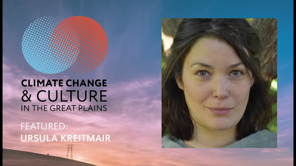 Ursula Kreitmair: 2021 Great Plains conference